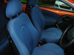 Car Interior Refurbishment, Peterborough