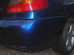 Accident Bodywork Repairs
